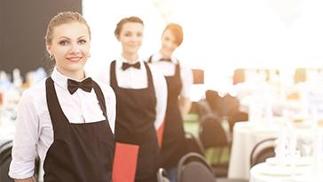 饭店(酒店)服务
